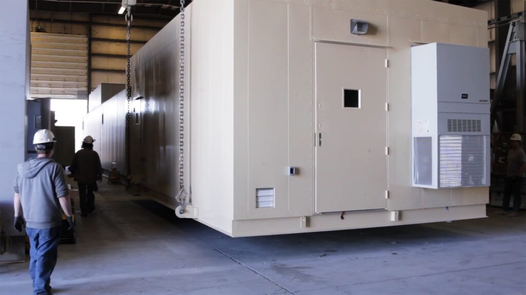 ruggedspec II data centers, AZZ